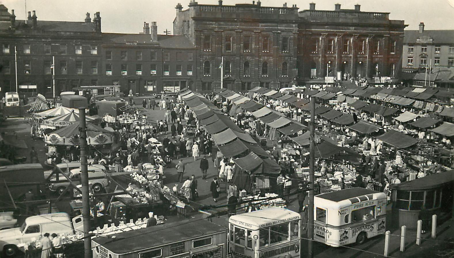 Ashton Food Market