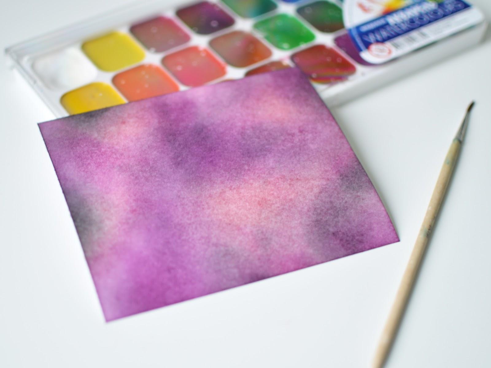 Как рисовать акварелью: 11 советов от художников Блог 21
