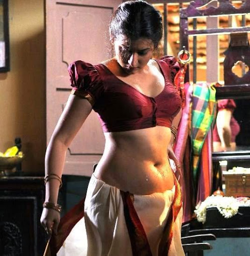 South Ever Hot Navel Exposing Celebrity Babes
