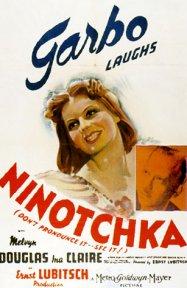Poster original de Ninotchka
