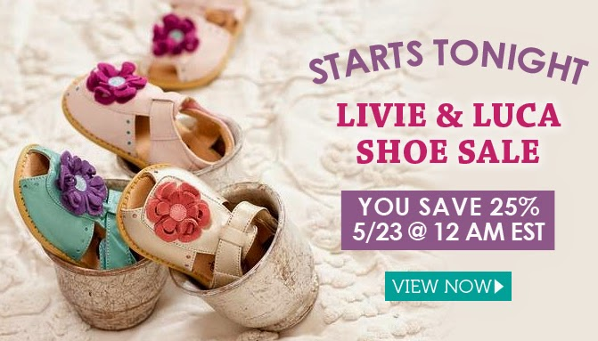 Livie and Luca shoes sale