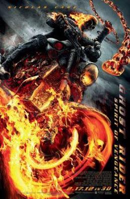 El motorista fantasma 2: Espíritu de venganza (Ghost Rider: Spirit of Vengeance 2)(2012