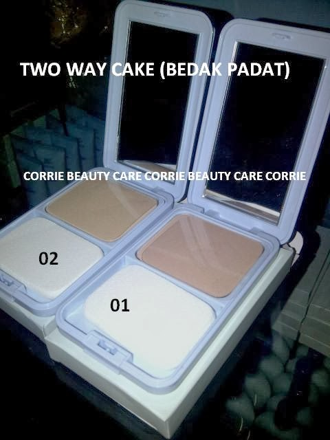 TWO WAY CAKE (BEDAK PADAT)