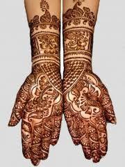 Rajasthani Mehandi Design