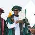 NEWS: Pres.  Buhari Gets Honorary Doctorate Degree at The Kaduna State University!!