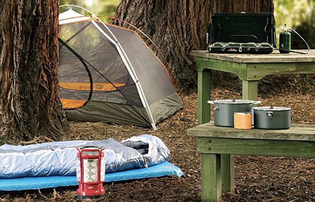 25 CREATIVE IDEAS TO MAKE CAMPING EASIER & MORE FUN