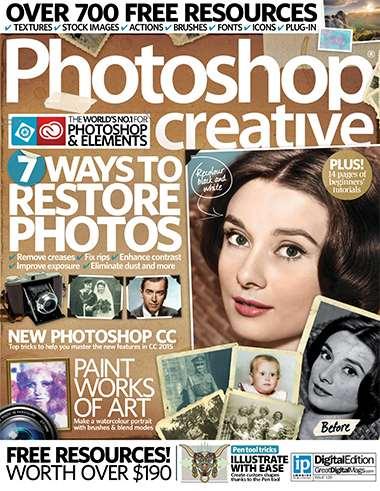 Photoshop Creative Magazine Issue 129 2015