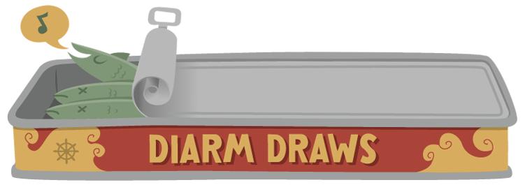 Diarmdraws