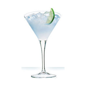 So of course there is a White Cosmopolitan Cocktail, too.