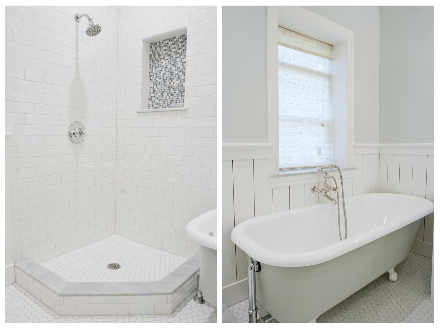 The Granite Gurus Bathroom Remodel With Carrara Marble