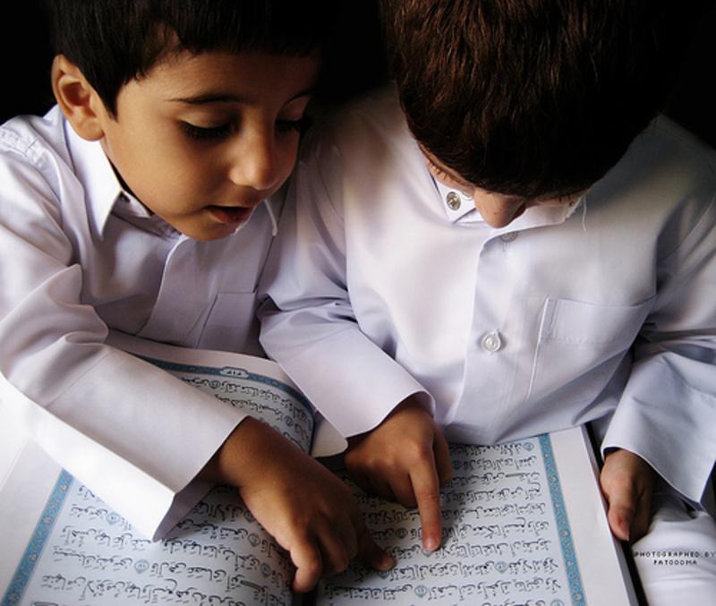 Pentingnya Mendidik Anak Dalam Pandangan Islam