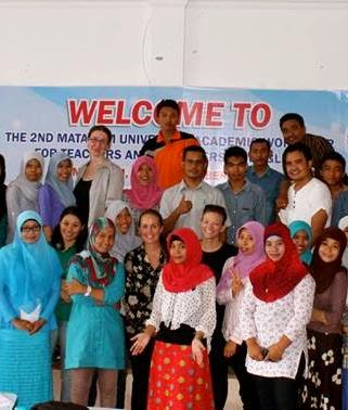 Mataram University 2nd worshop