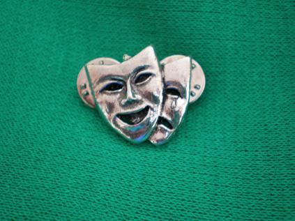 Theatrical+drama+mask+pin+badge.JPG