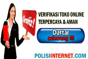 Verifikasi Toko Online No 1 di Indonesia