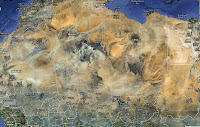Sahara, Map