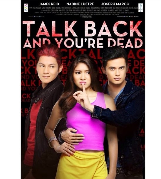 Talk Back And You're Dead JaDine Lovers