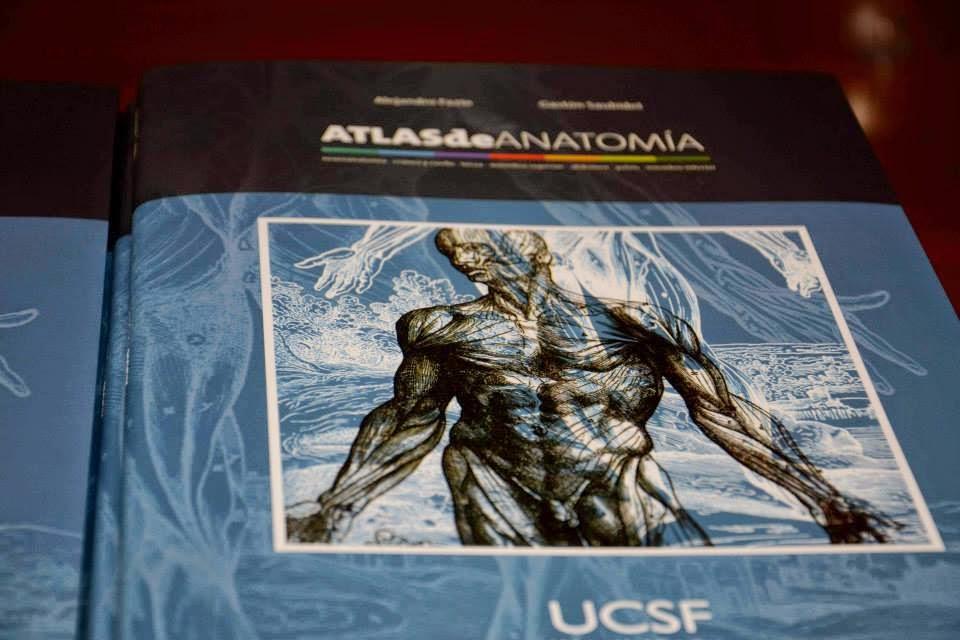 Fac. Ciencias de la Salud. UCSF: Presentación del Atlas de Anatomía ...