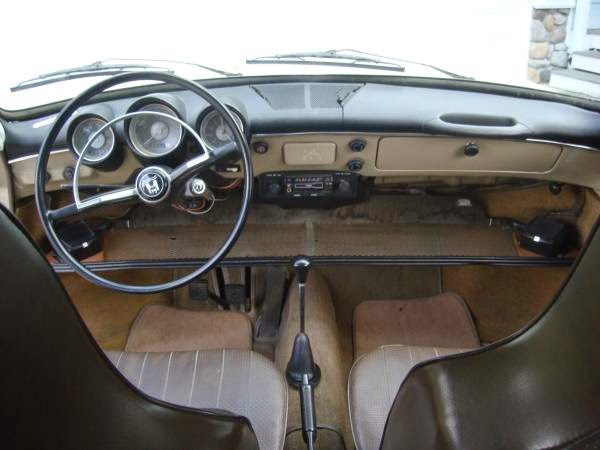 1969 Volkswagen Fastback for Sale - Buy Classic Volks