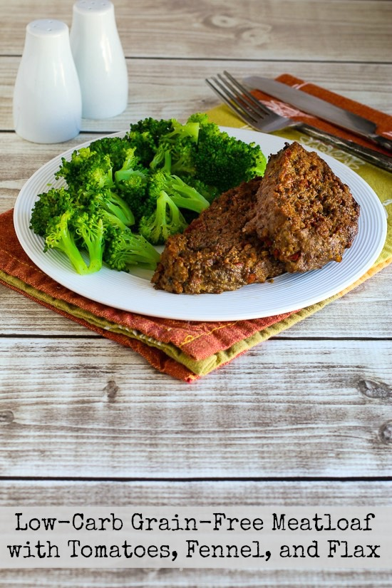 South Beach Diet Beef Meatloaf Recipe