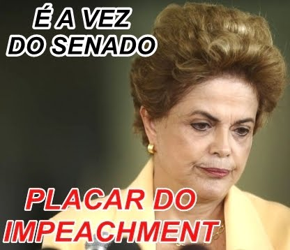 IMPEACHMENT NO SENADO