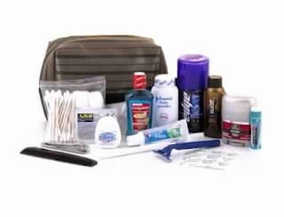 Convenience Kits Premium Travel Necessities Kit, Men