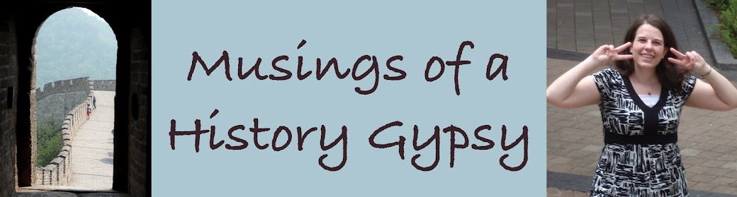 Musings of a History Gypsy