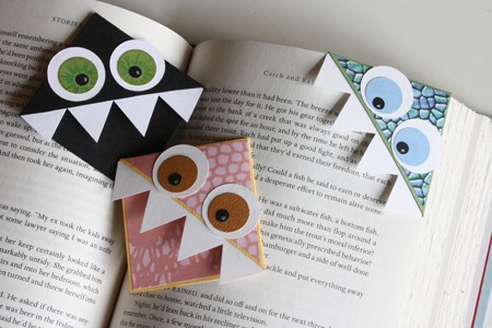 15 unusual bookmarks and unique bookmark designs part 3 for Cool ways to make bookmarks