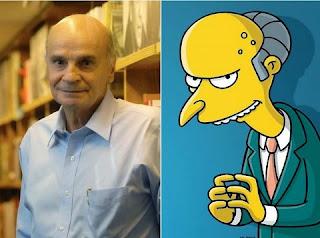 A careca de Drauzio Varella é igualzinha à do Sr. Bruns