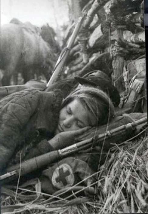 Медсестра морской пехоты