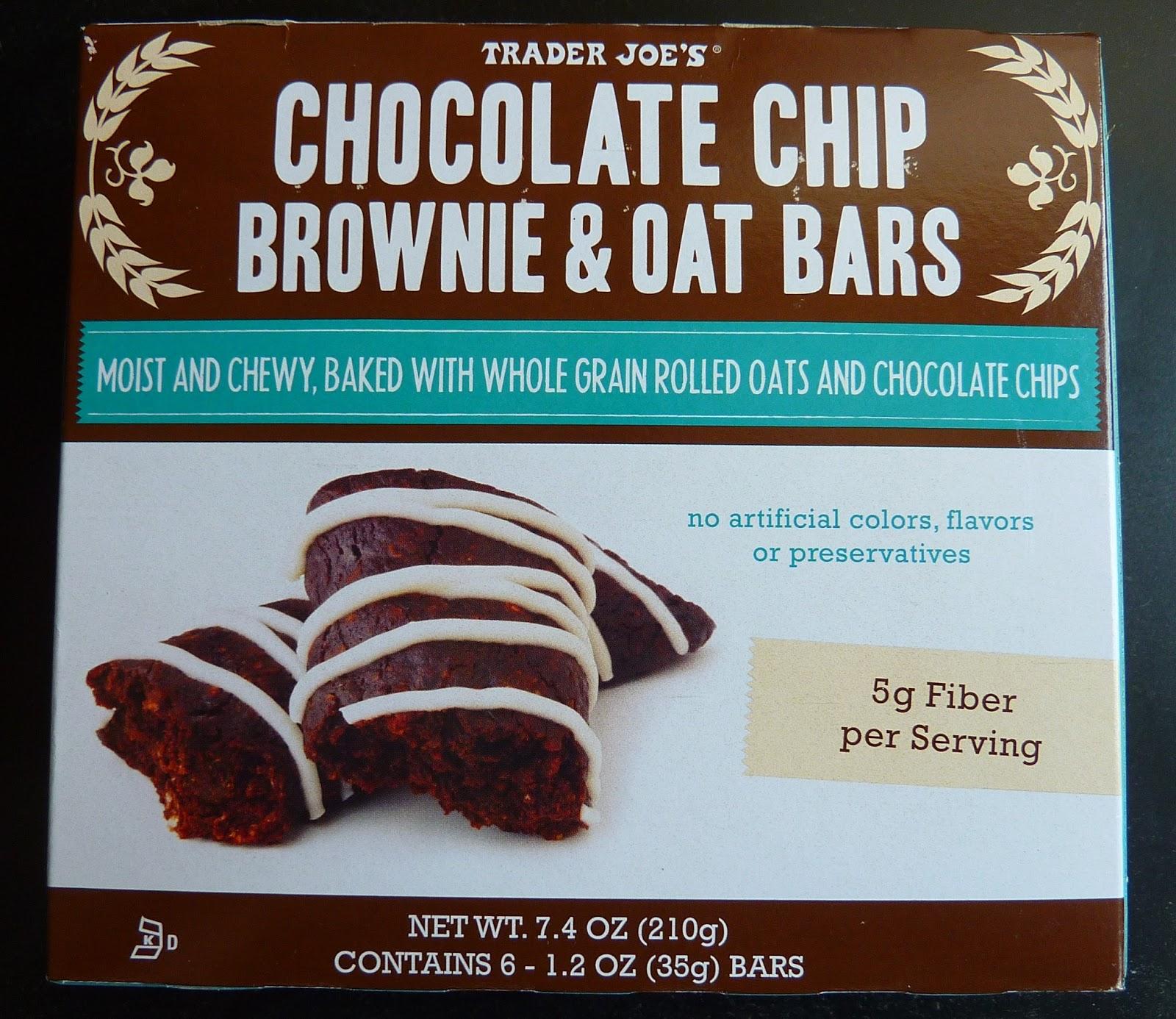 What's Good at Trader Joe's?: Trader Joe's Chocolate Chip Brownie ...