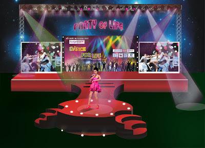 Tổ chức sự kiện Trần Gia- Thiết kế, dàn dựng sân khấu