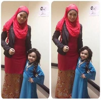 Inilah Punca Sebenar Siti Saerah Adik Siti Nurhaliza di Ceraikan Talak Tiga