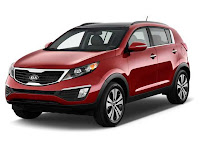 Kia All new Sportage 2013