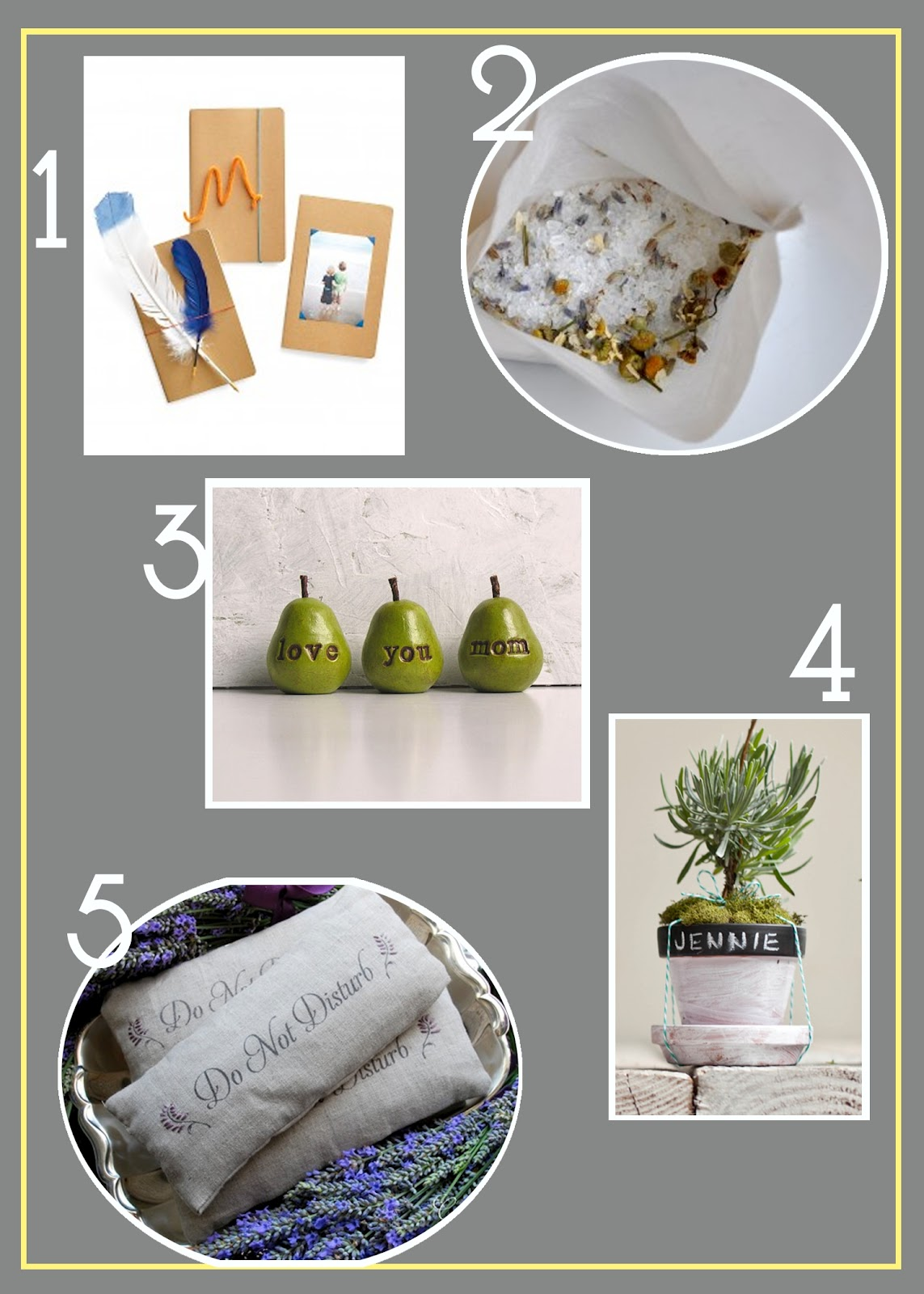 Plant Eat Create 5 Handmade Gifts For Mom