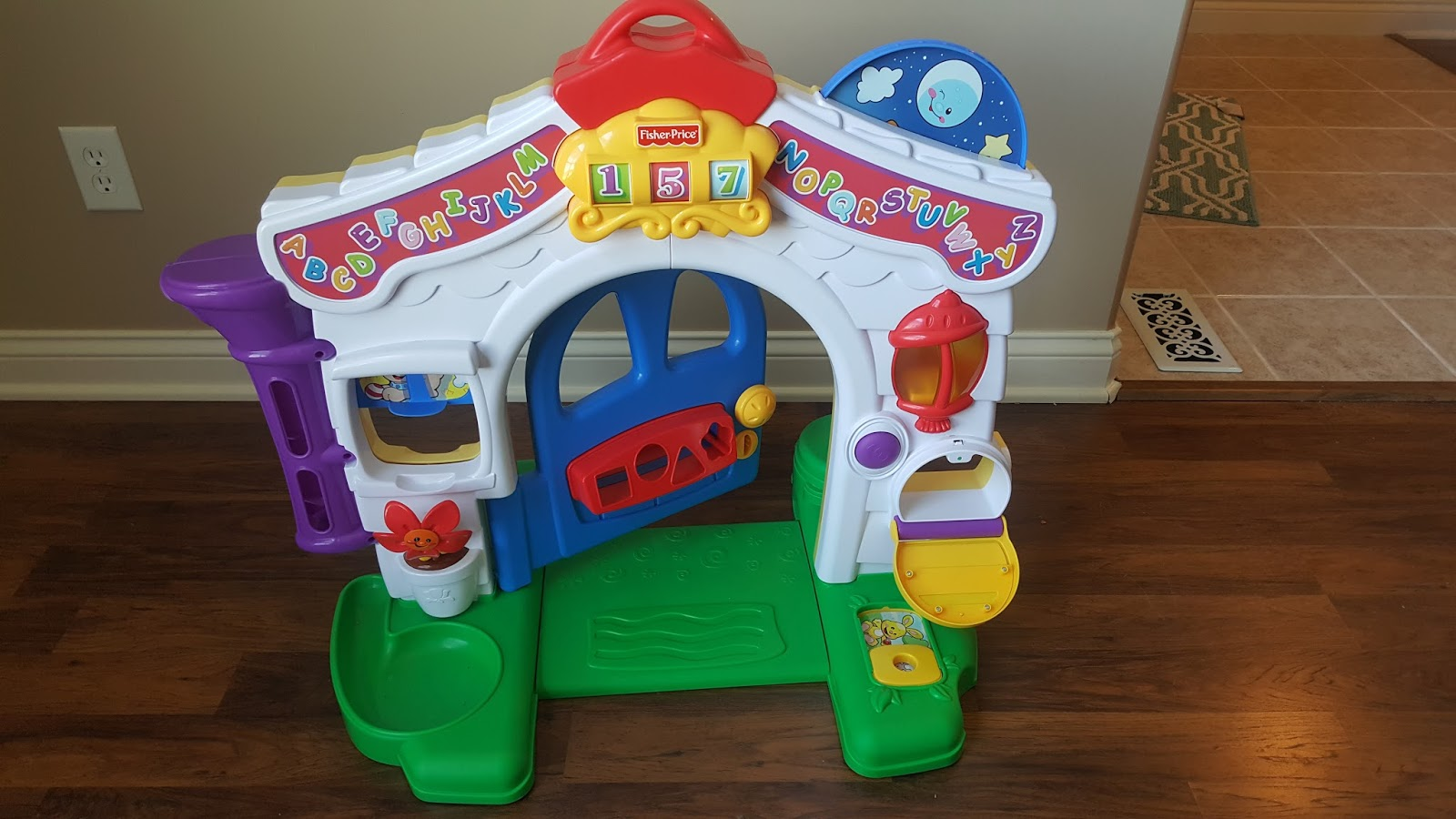 Fisher Price Learning Home Review Always Mommy