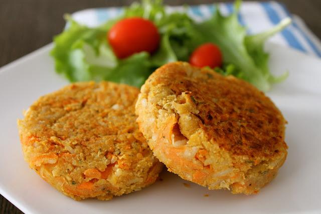 Q.B. - Quanto Basta: Spiced Veggie Burgers