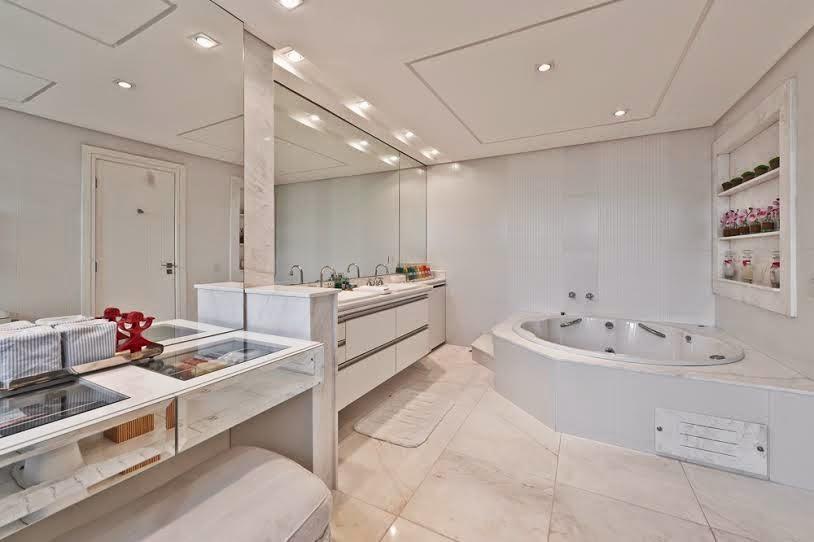 Arquivo Publicável BANHEIRO DOS SONHOS -> Banheiro Com Banheira Metragem