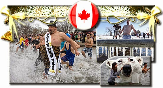 Ano Novo Canadá