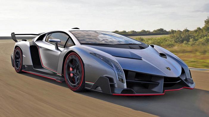 Mobil Termahal Lamborghini Veneno