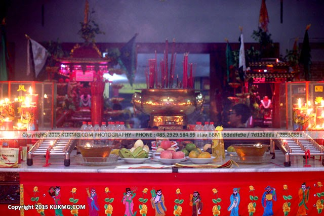 Dokumentasi Cap Go Meh 2566 Kongzili Maret 2015 di Klentheng Hok Tek Bio Pasar Wage Purwokerto