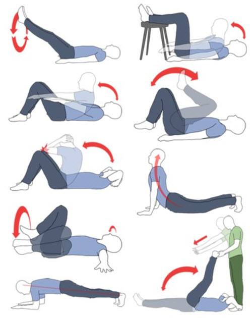 Algunos ejercicios para bajar la pancita en poco tiempo