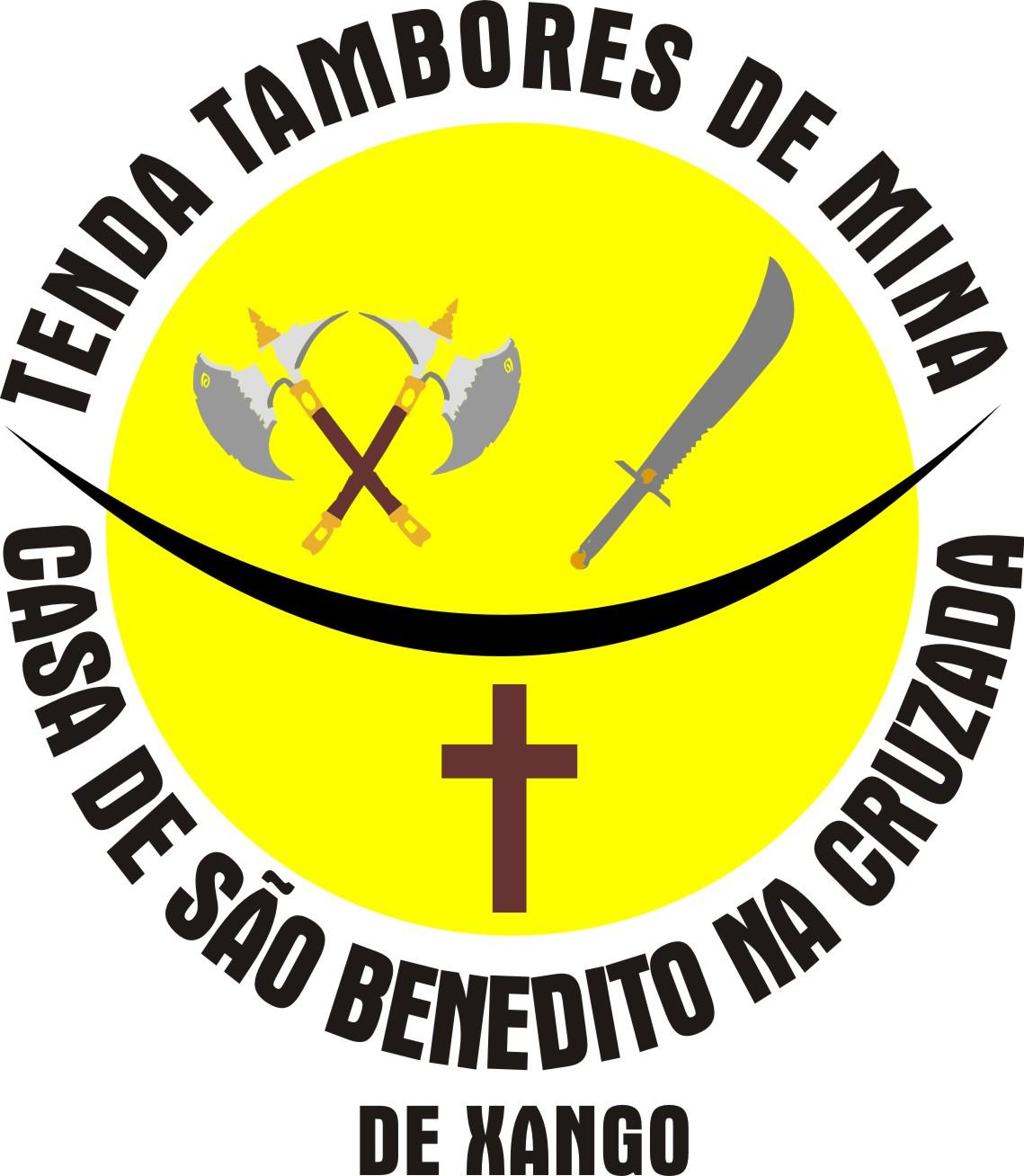 TENDA TAMBORES DE MINA CASA DE SÃO BENEDITO NA CRUZADA DE XANGÔ