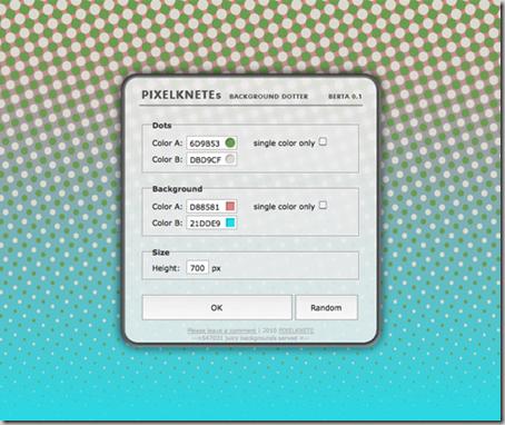 Geradores Online Para Criar Backgrounds