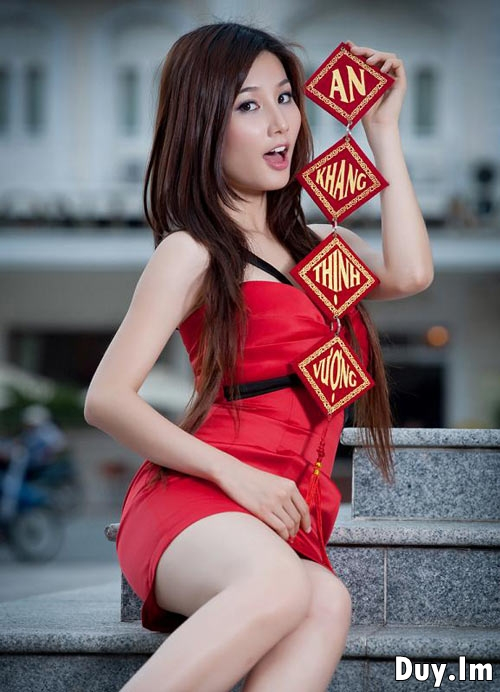 Vietnamese Hot Teen Model