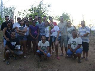 Encontro Inicial de FBJ e EFF - Distrito de Fortaleza - Canindé/CE