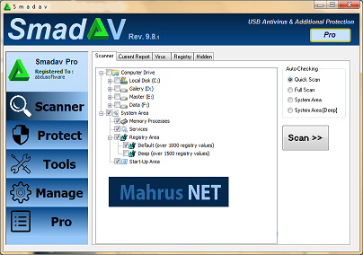Download SmadAV Pro Terbaru 2015 Rev. 9.8 Full Version