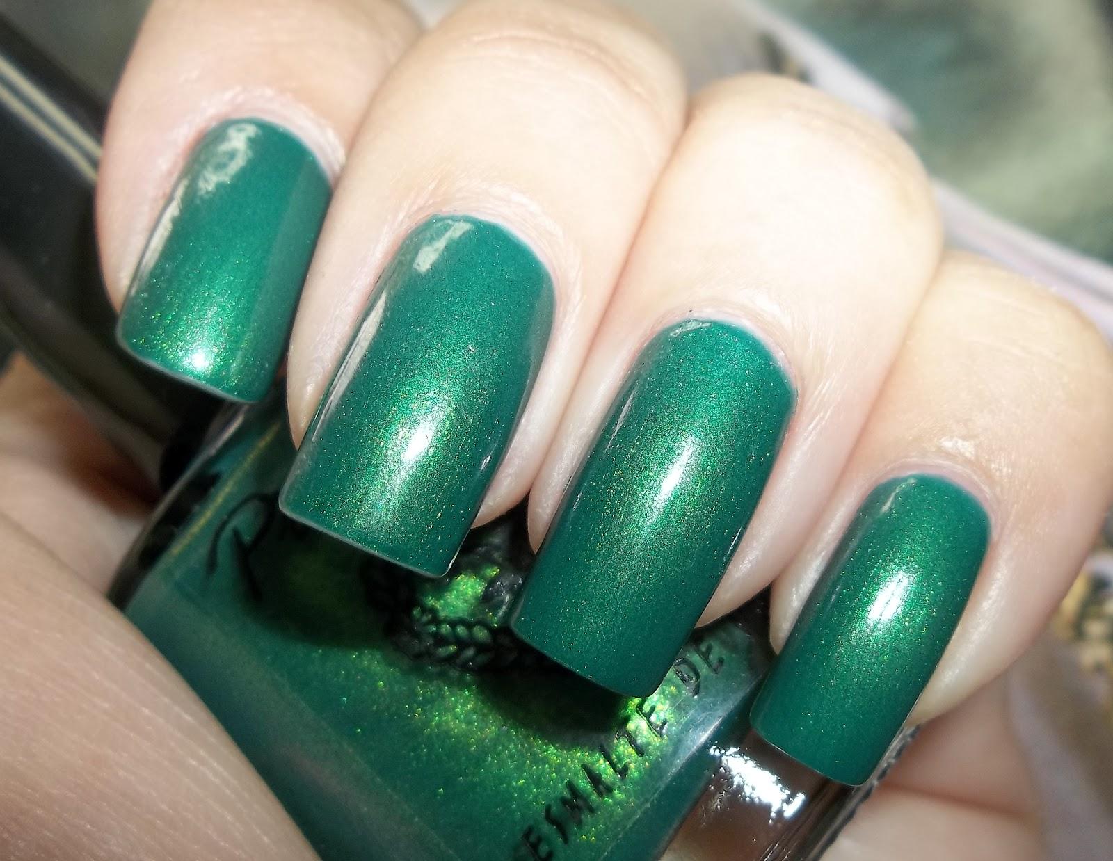 Increíble Uñas Verdes Y Rosas Motivo - Ideas Para Pintar Uñas - knxc ...