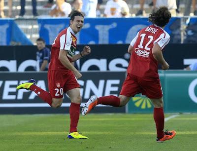 Marseille 1 - 1 Brest