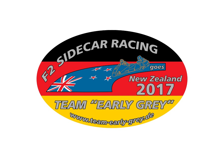 Team Early Grey in Neuseeland