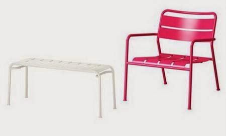 Ikea furniture outdoor spring summer 2014 new design ideas for Outdoor furniture spain